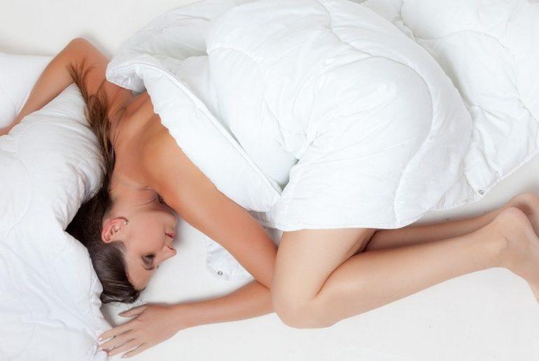 9 kostråd til en bedre søvn